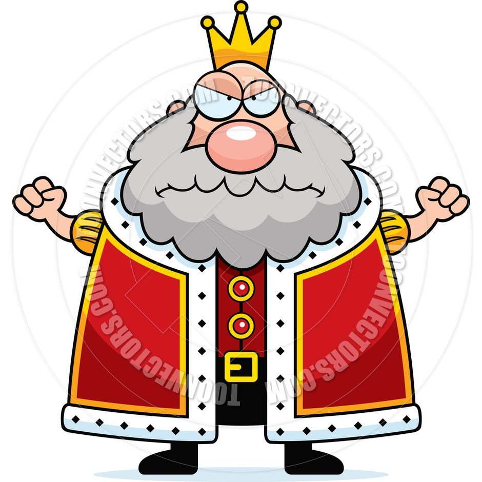 Mean king clipart 2 » Clipart Portal.