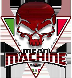Mean Machine eSport.