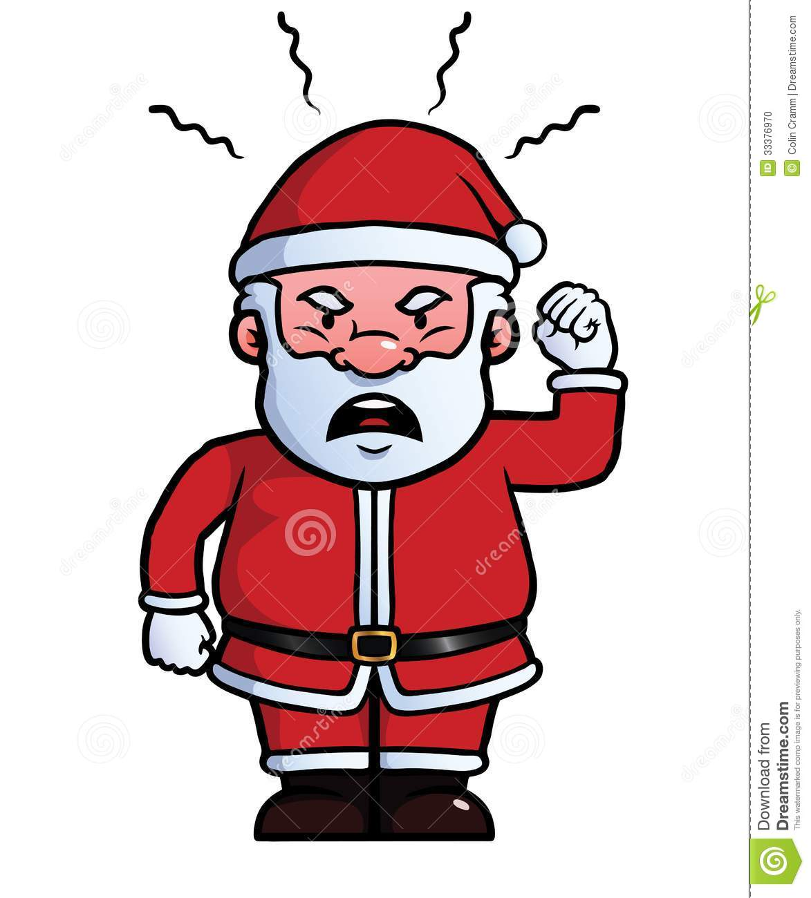 Showing post & media for Mean santa cartoon.