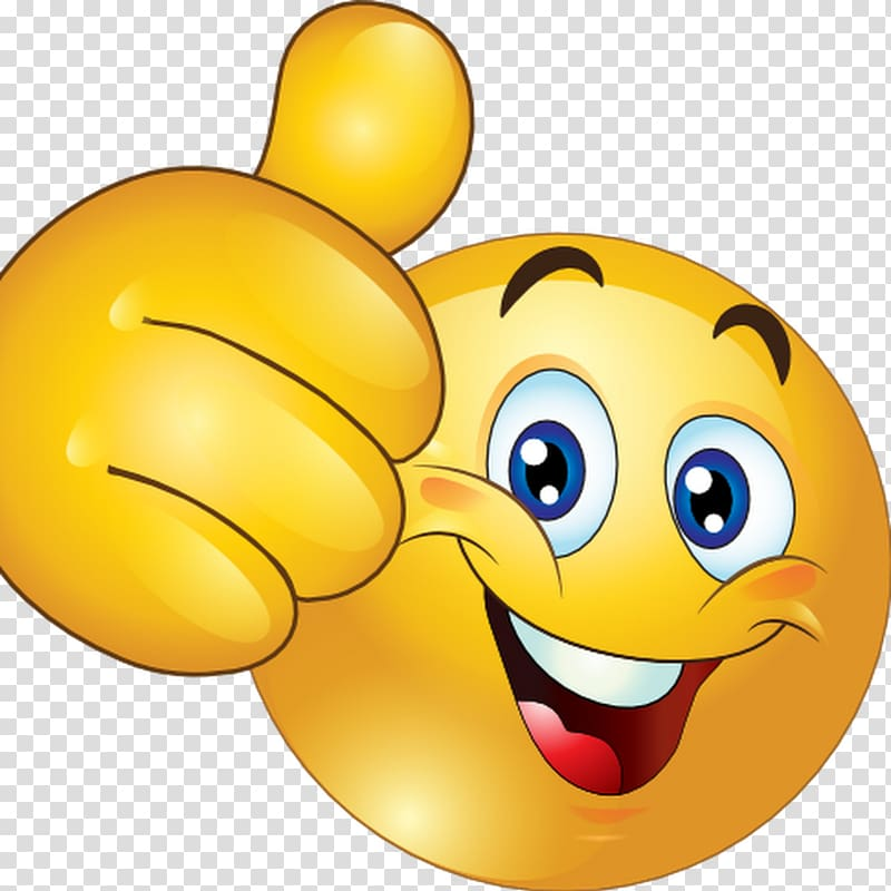 Thumbs up emoticon, Thumb signal Smiley Emoticon , Lovely.