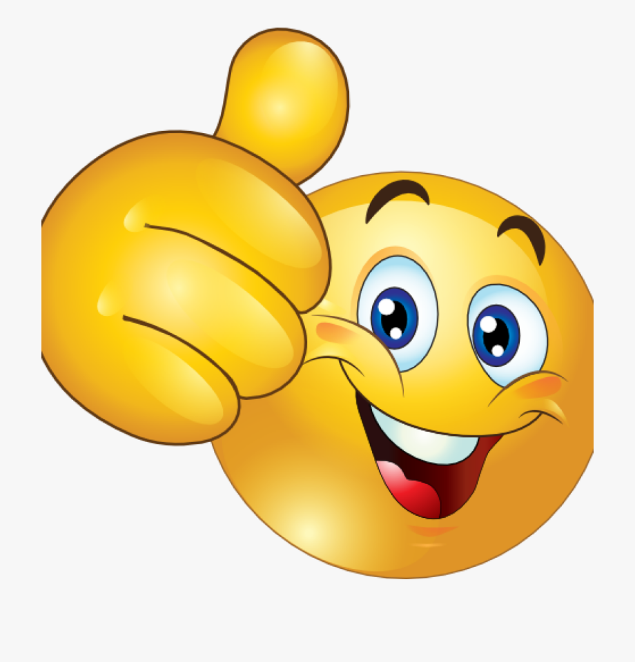 Smiley Face Thumbs Up Thumbs Up Happy Smiley Emoticon.