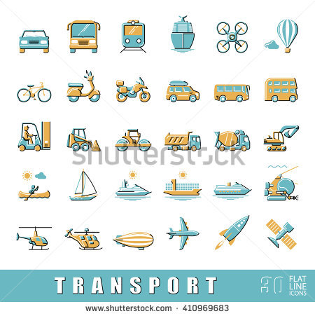 Means Of Transportation Stock Images, Royalty.
