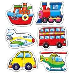 Means of transport clipart
