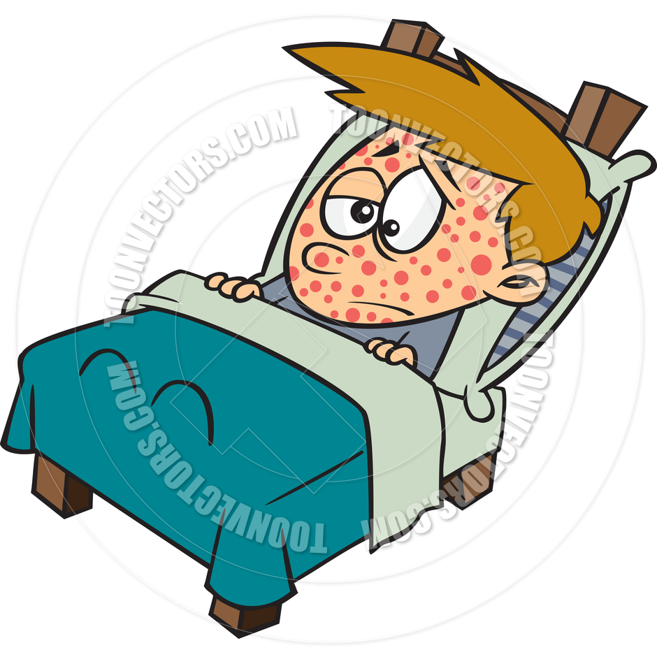 clipart of chicken pox #19