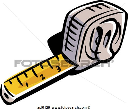 Measures Clip Art.