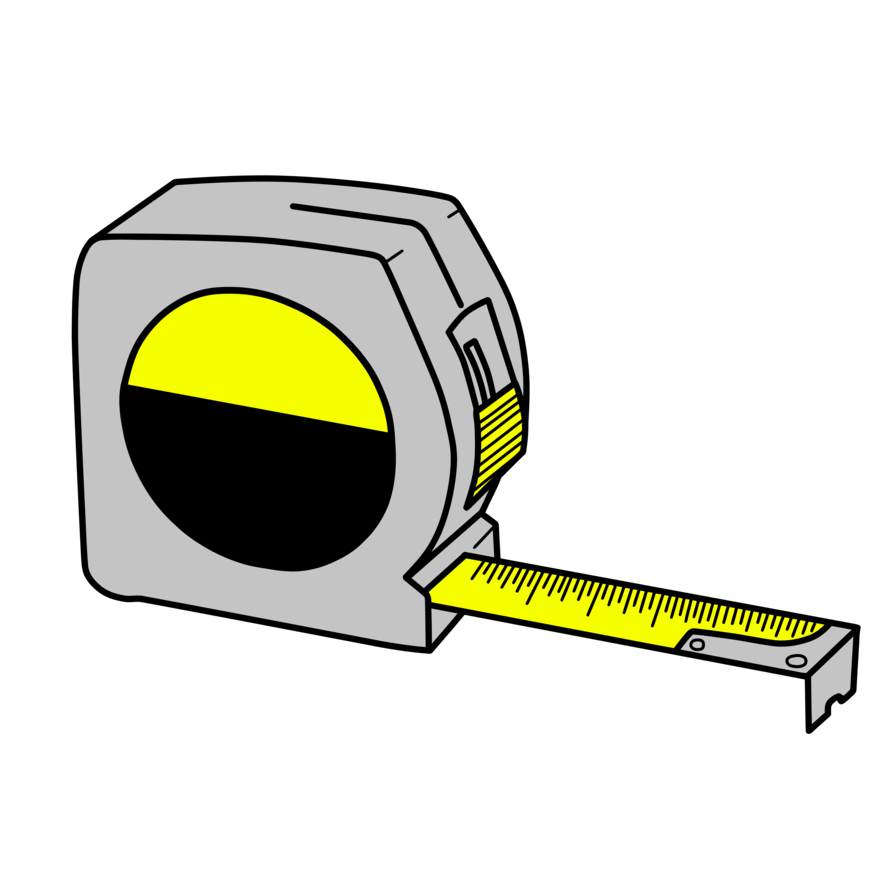 Clipart tape measure.
