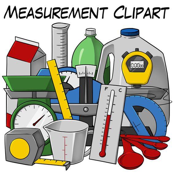 Measurement Clipart For Teachers.