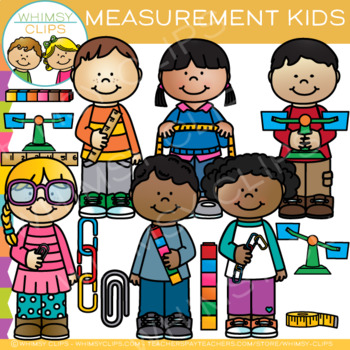 Measurement Clip Art.