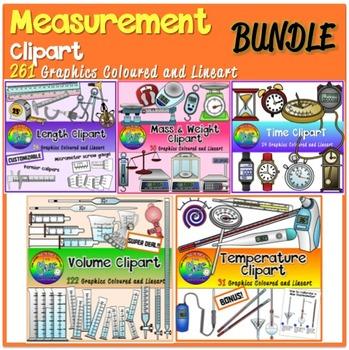 Measurement Clipart (Bundle).