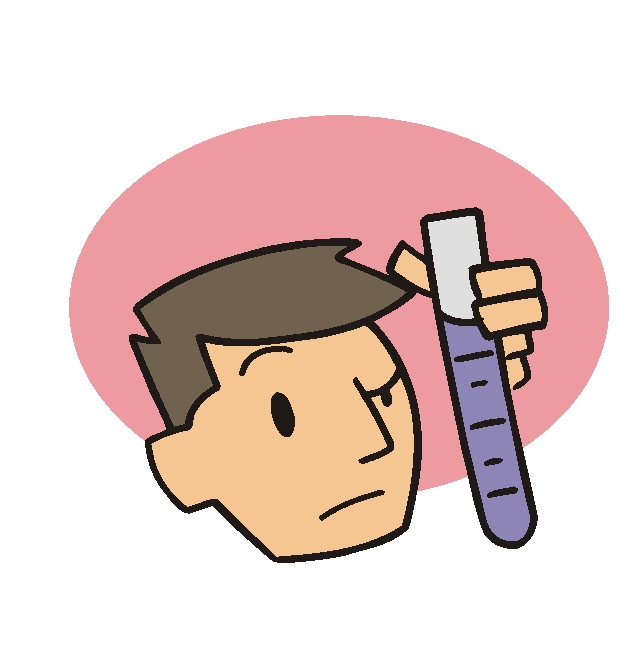 Measuring and weighing Clip Art.