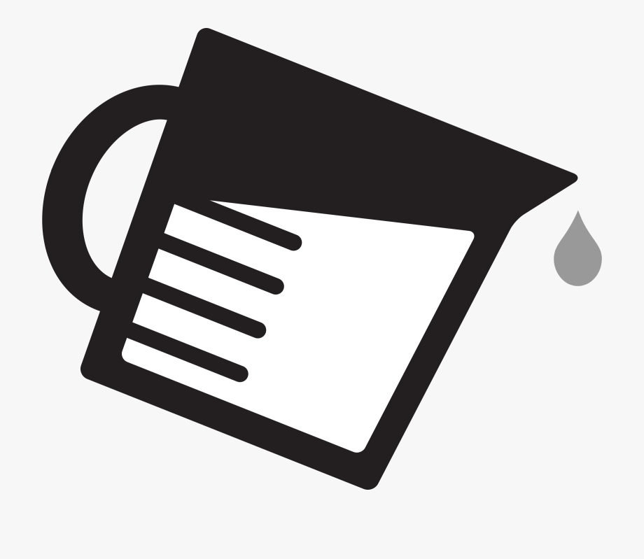 Cups Clipart Icon.