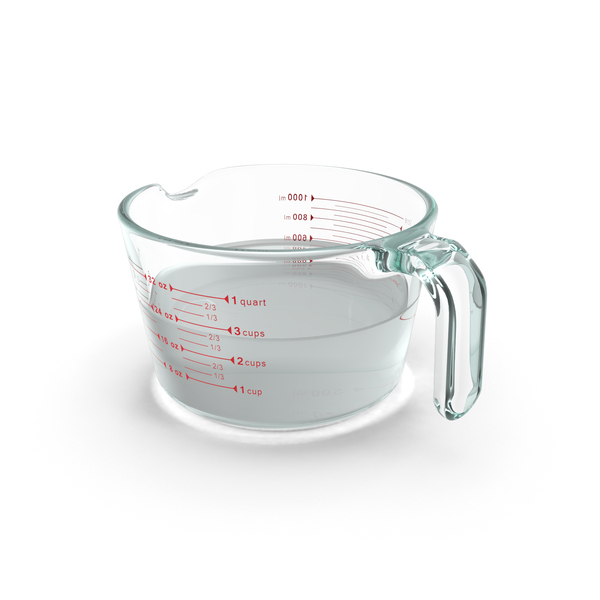 Glass Measuring Cup PNG Images & PSDs for Download.