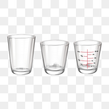 Measuring Cup PNG Images.