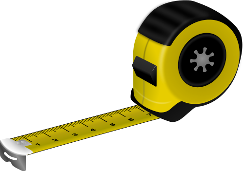 Measure Clipart.