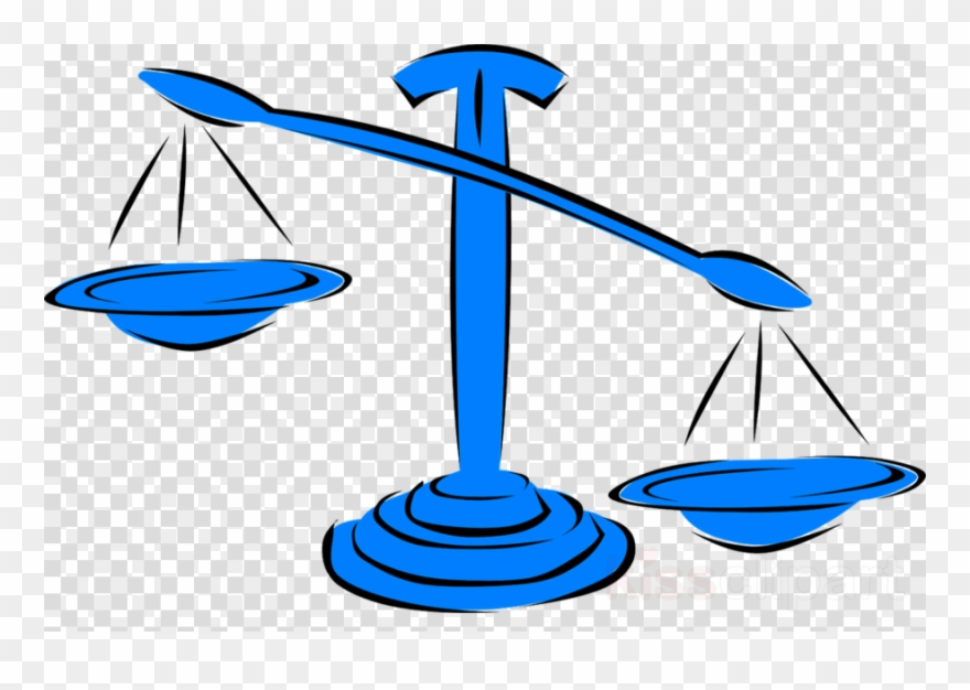 Blue Balance Scale Clipart Measuring Scales Balans.