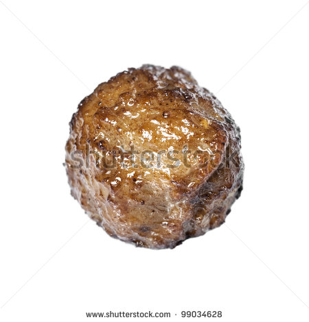 Meat Ball Clipart.