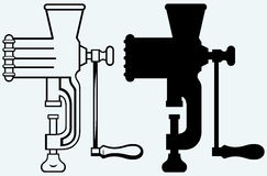 Meat Grinder Stock Illustrations.