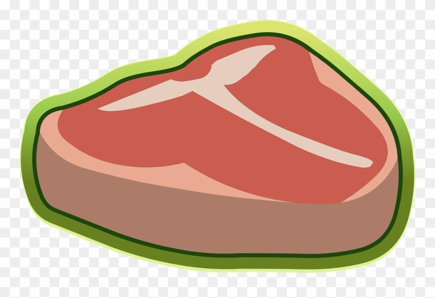 Meat, Steak, Raw, Beef, Sirloin, Beefsteak, Tenderloin.