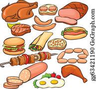 Meat Clip Art.