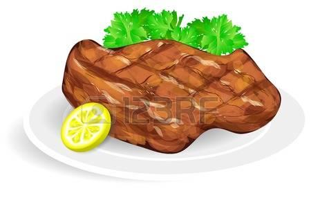 1,708 Steak Plate Stock Vector Illustration And Royalty Free Steak.