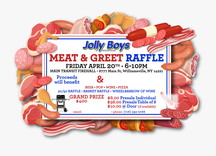 Meat Clipart Meat Raffle , Free Transparent Clipart.