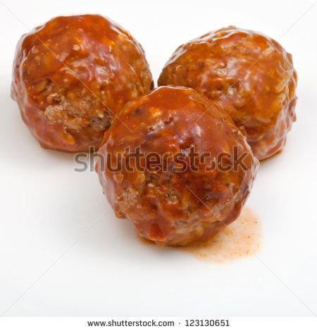 Meatballs Stock Photos, Royalty.