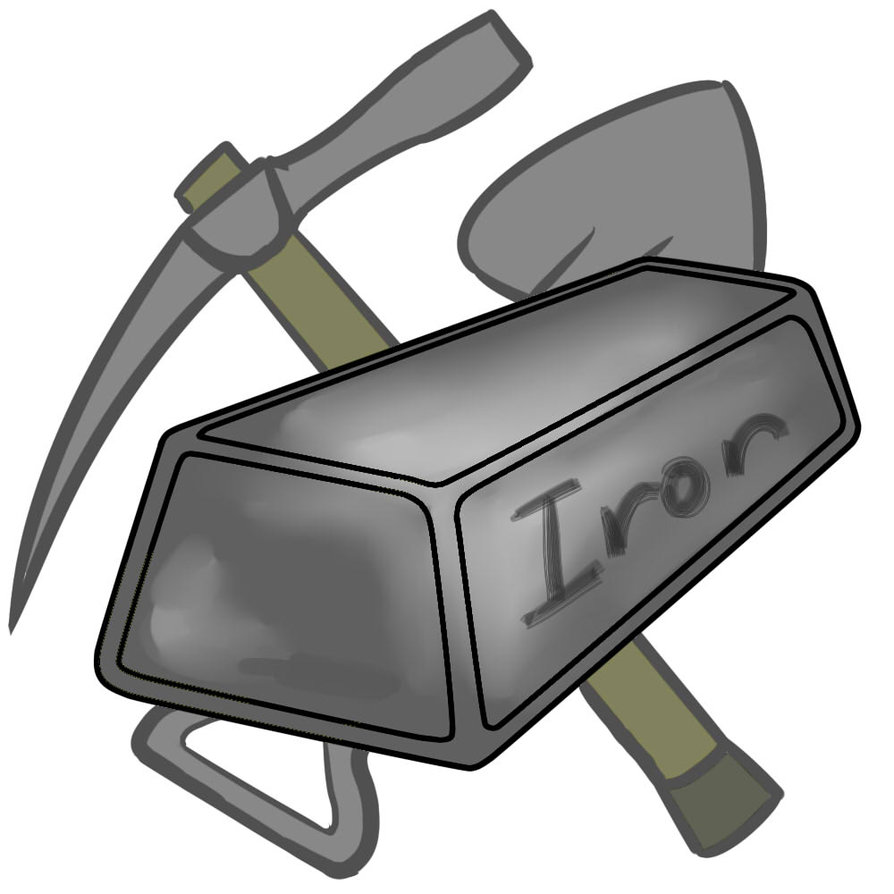 Metal Clip Art For Sale.