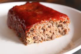 Meatloaf clipart dinner.