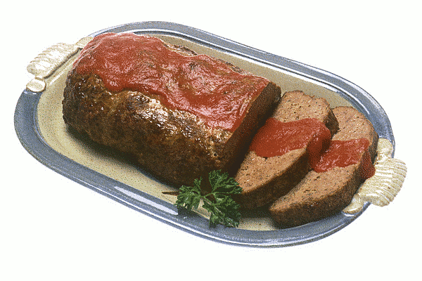 Meatloaf Clipart Dinner.