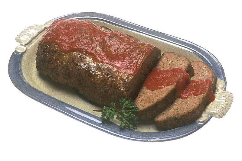 Grandmas Meatloaf.