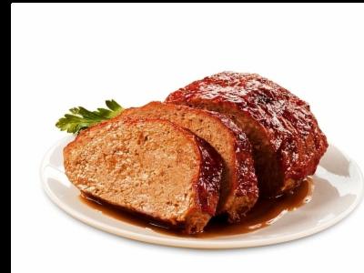 Meatloaf PNG.