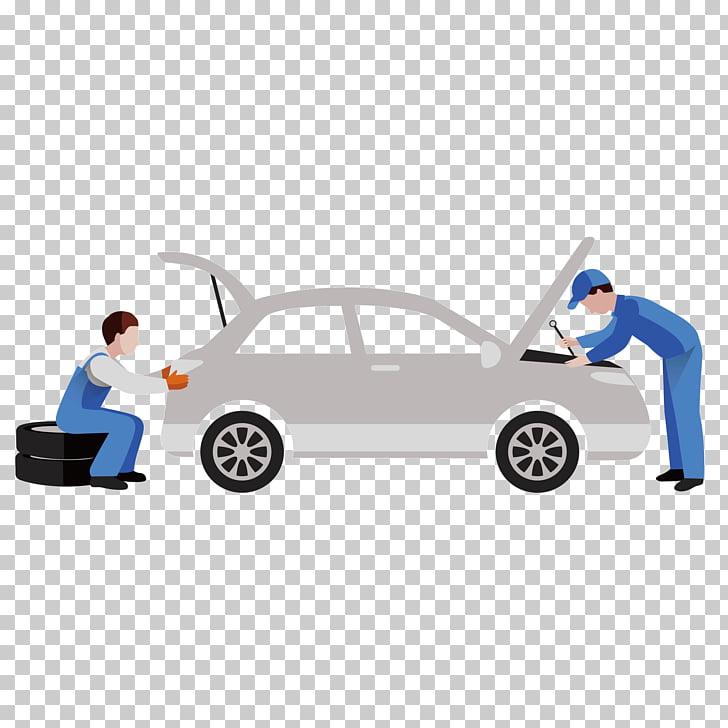 Coche fisker automotriz mecánico automotriz taller de.