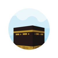 Clipart kaaba.