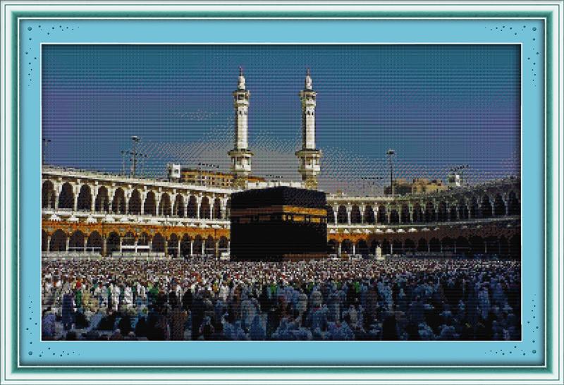 Online Get Cheap Muslim Cross Stitch.