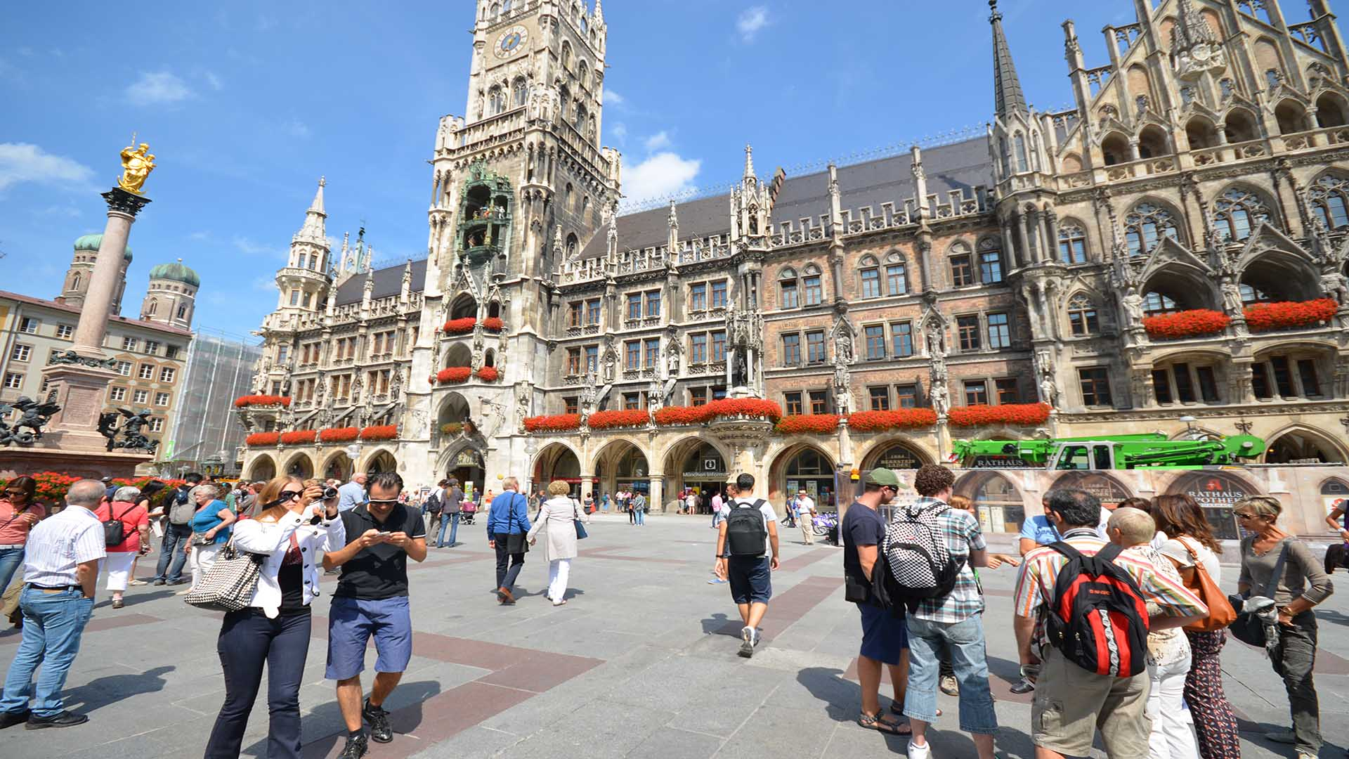 Top 5 cities in Europe to visit this fall.