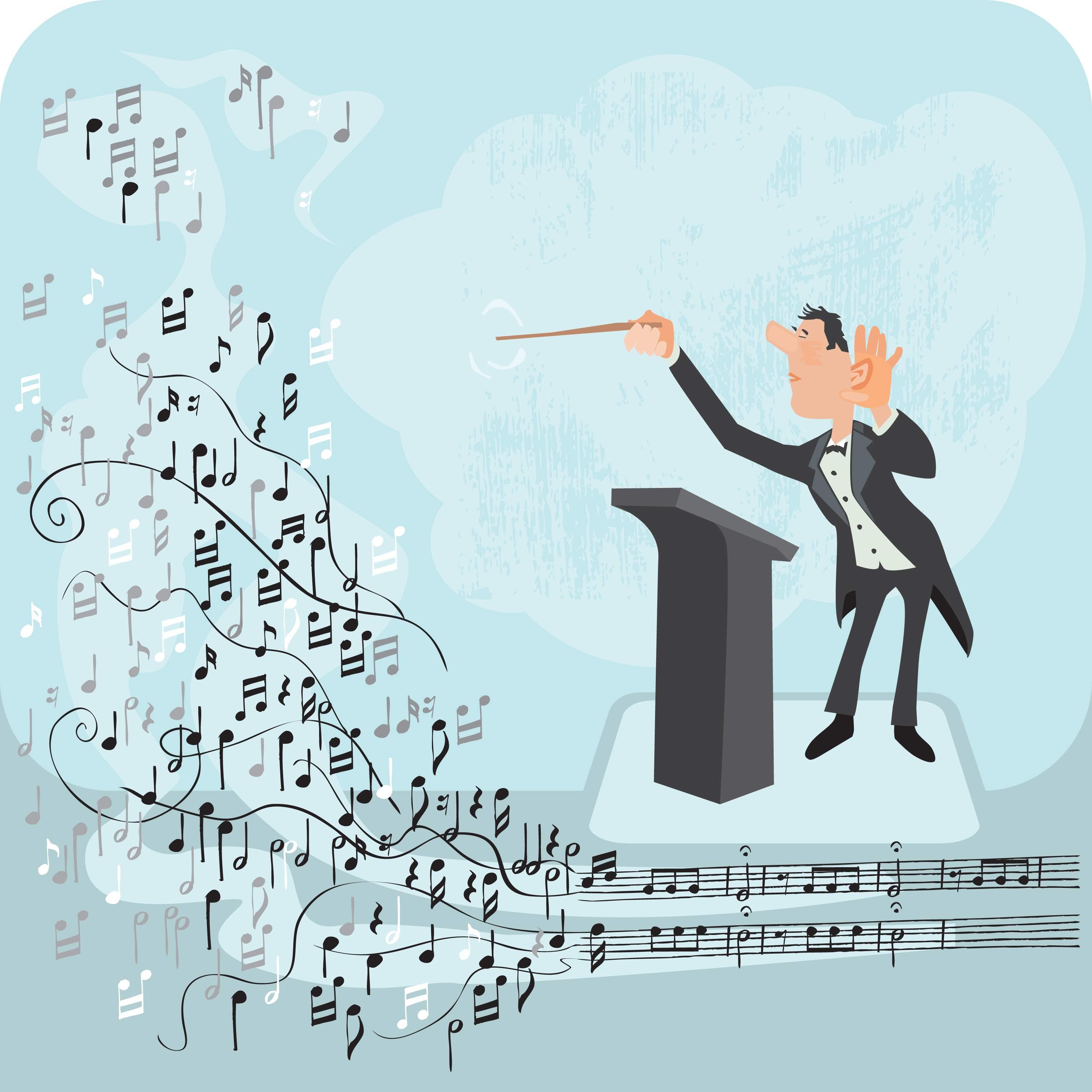 Musical Sermons.