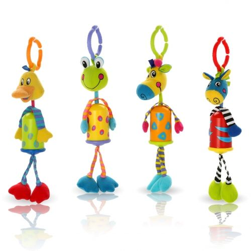NUBY DING A LINGS CHIME TOY, £4.99 The Ding.