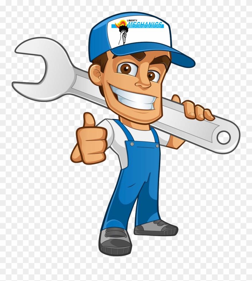 Mechanic Clipart Diesel Mechanic.
