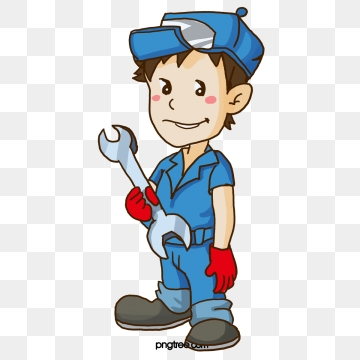 Car Mechanic PNG Images.