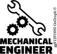 Mechanical Engineer Clip Art.