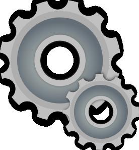 Mechanical clip art.