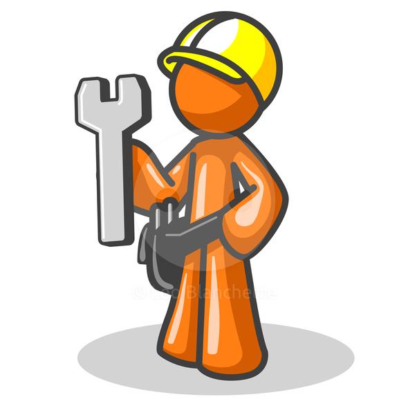 Mechanical Engineer Clipart.