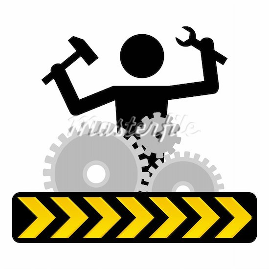 Mechanical Engineer Clipart.