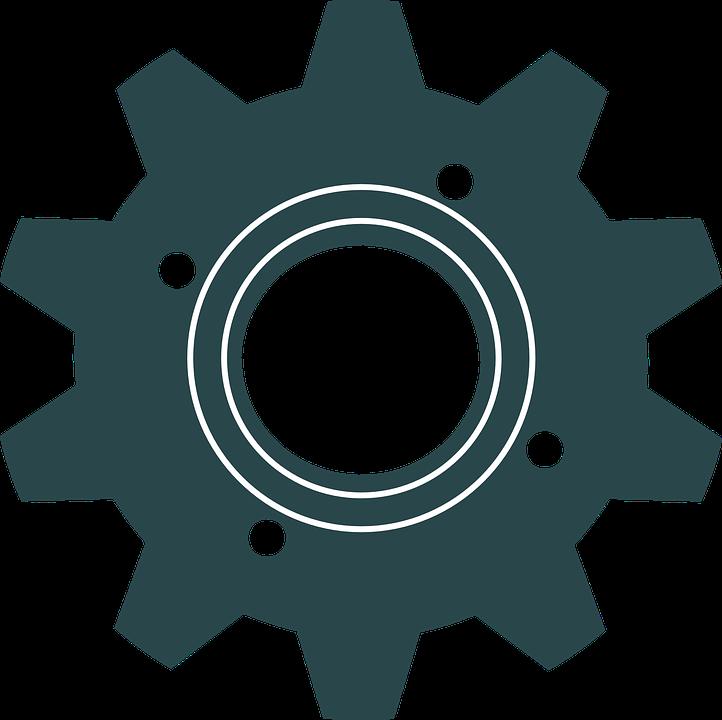 Free vector graphic: Gear, Wheel, Mechanical, Mechanism.