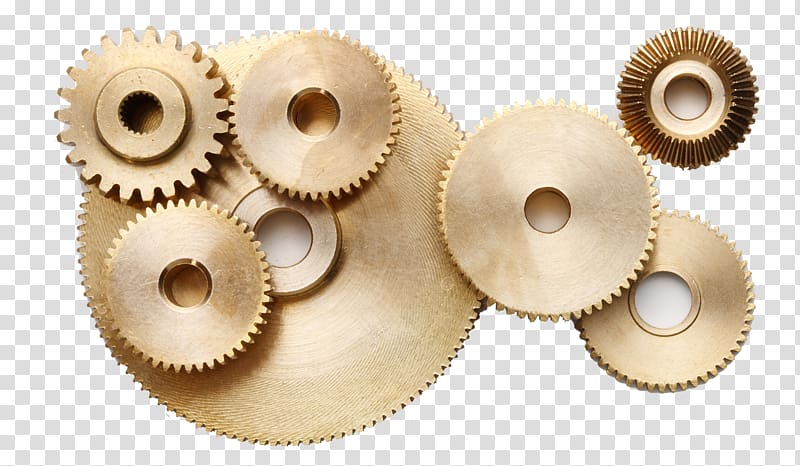 Gear Machine Mechanical Engineering, Metal gear machine.