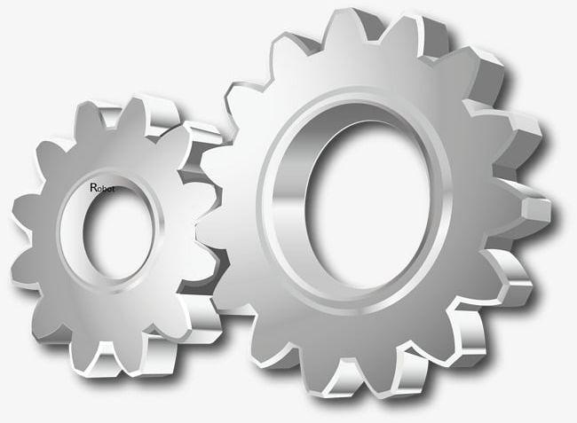 Mechanical Gear PNG, Clipart, Gear, Gear Clipart, Gray.