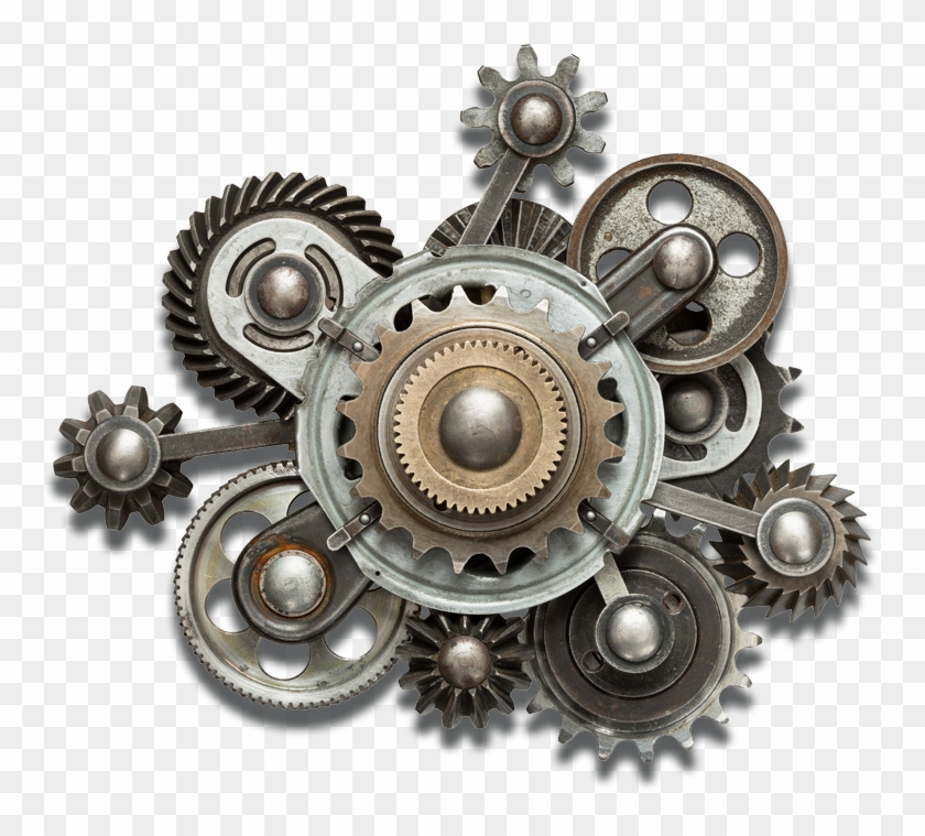 Cogs Png.