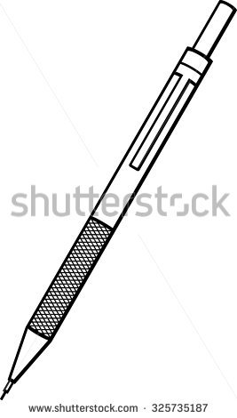 Mechanical Pencil Stock Photos, Royalty.