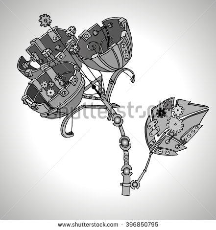 Abstract Metal Sculpture Stock Vectors & Vector Clip Art.
