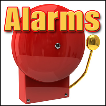 Alarms, Bells & Sirens, Sound Effects.
